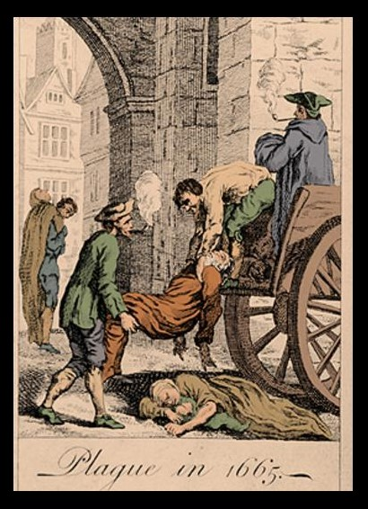 Plague in London 1665. http://theloveforhistory.com