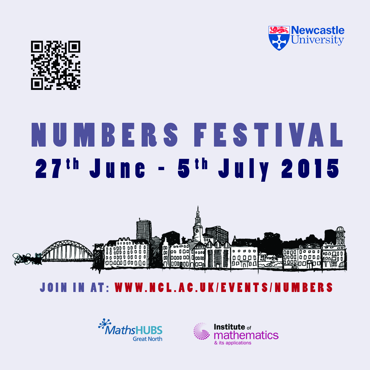 Numbers Festival logo