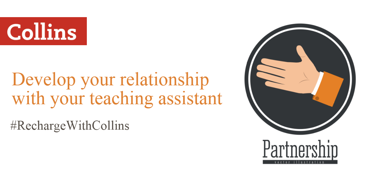 develop a relationship with your TA tip #4