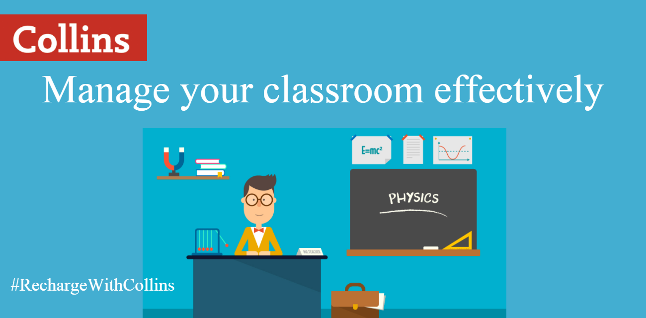 manage your classroom tip #5